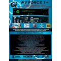 Receptor World Vision force 1+ (Triple Tuner)  envio URGENTE