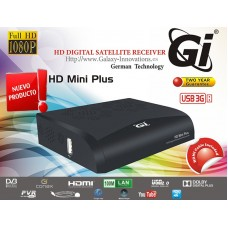 Receptor GI HD MINI PLUS - IPTV on-line: KartinaTV y WEBTV