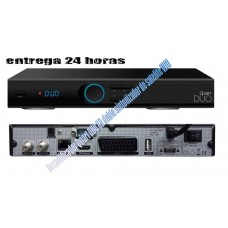 Decodificador Qviart DUO HD doble sintonizador de satelite Wifi entrega 24H
