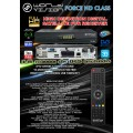 Receptor World Vision WV FORCE HD CLASS