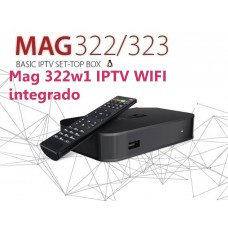 Infomir MAG 322W1 IPTV wifi Integrado