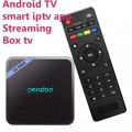 Pendoo X8 mini otro TV-Box con SoC S905W Quad Core y Android 7.1 0